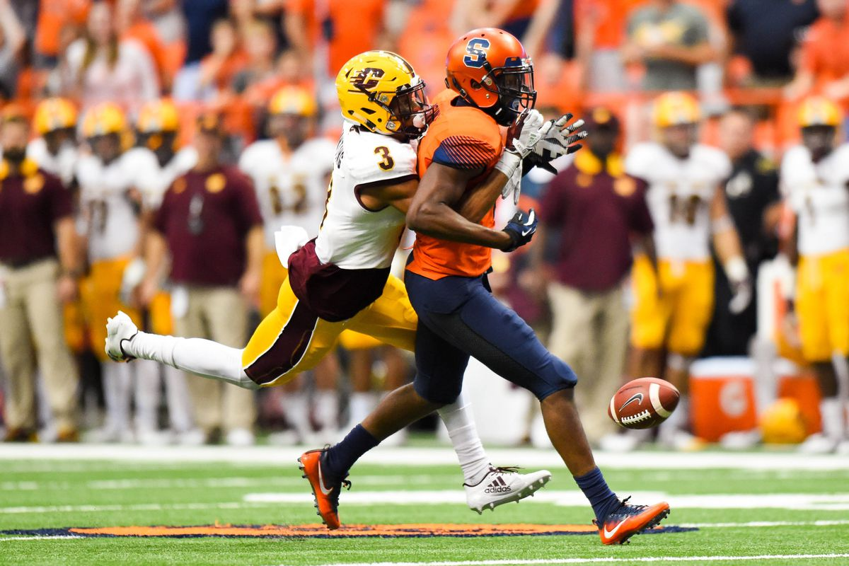 central michigan university football roster 2018