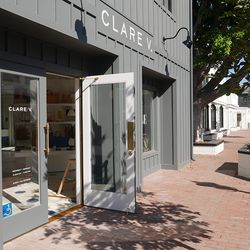 Say bonjour to Clare Vivier's fourth SoCal boutique!