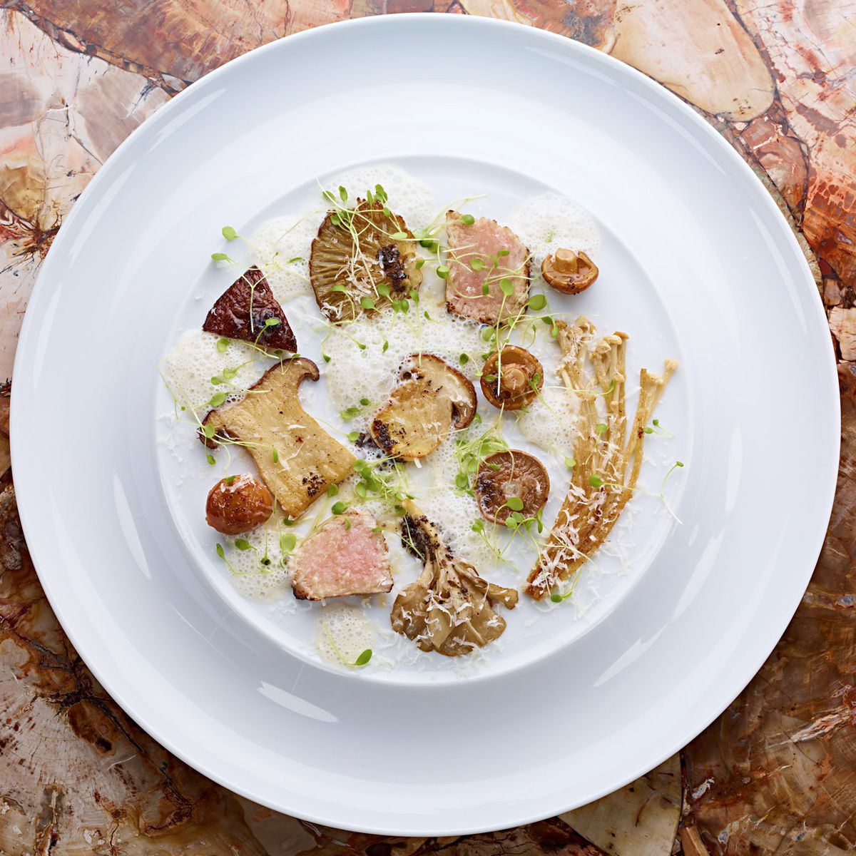"""Bouley at Home's """"Truffle Forager's Treasure"""""""