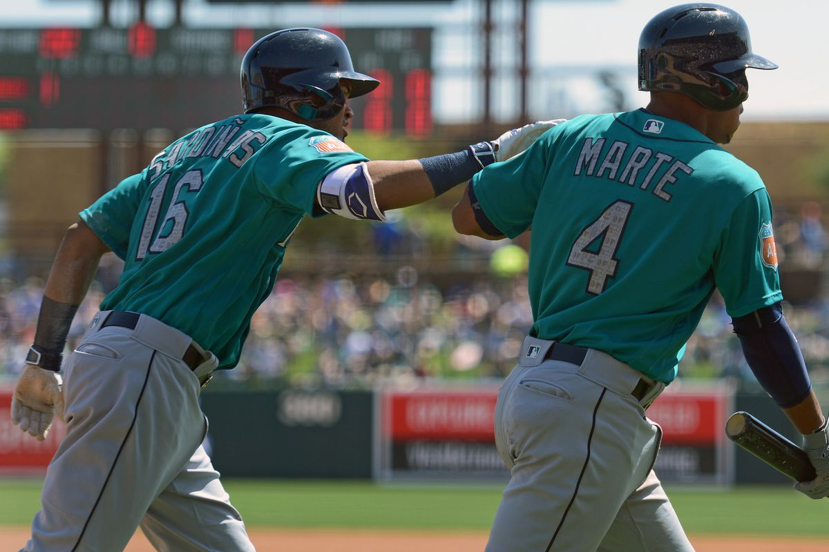 this is not ketel marte hitting an inside the park home run but if it was then holy crap