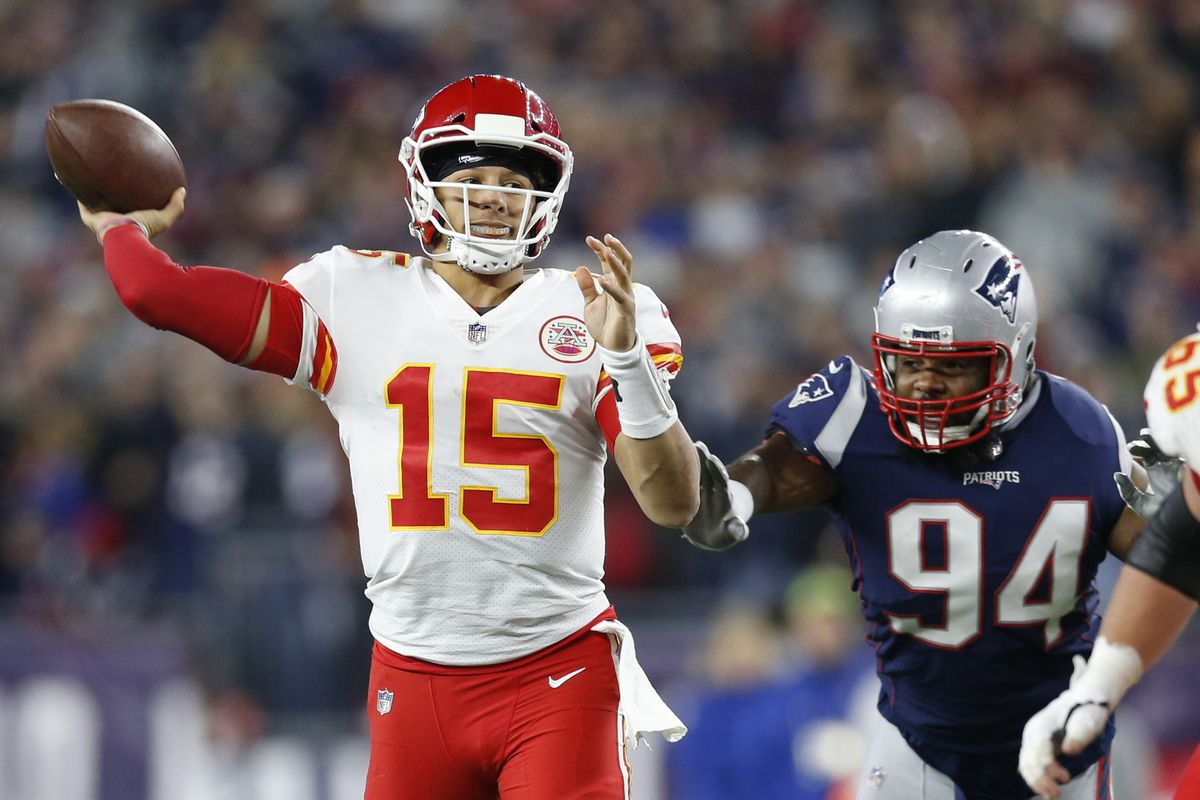 NFL: Kansas City Chiefs at New England Patriots