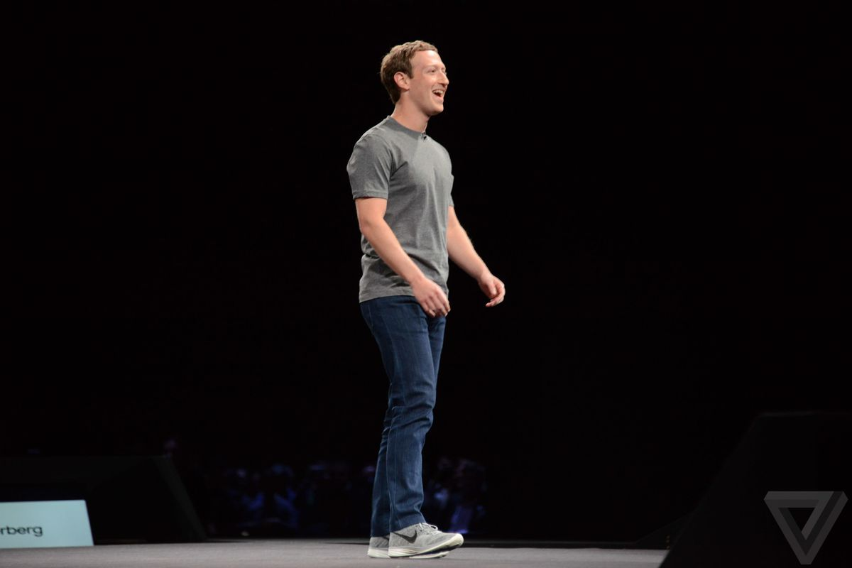 Mark Zuckerberg Asks Forgiveness for His