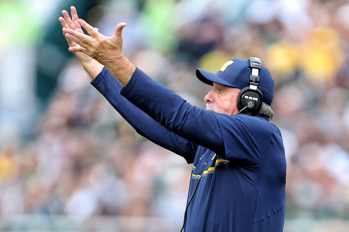 WATCH: Don Brown reviews the performance of Michigan's defense vs. Army