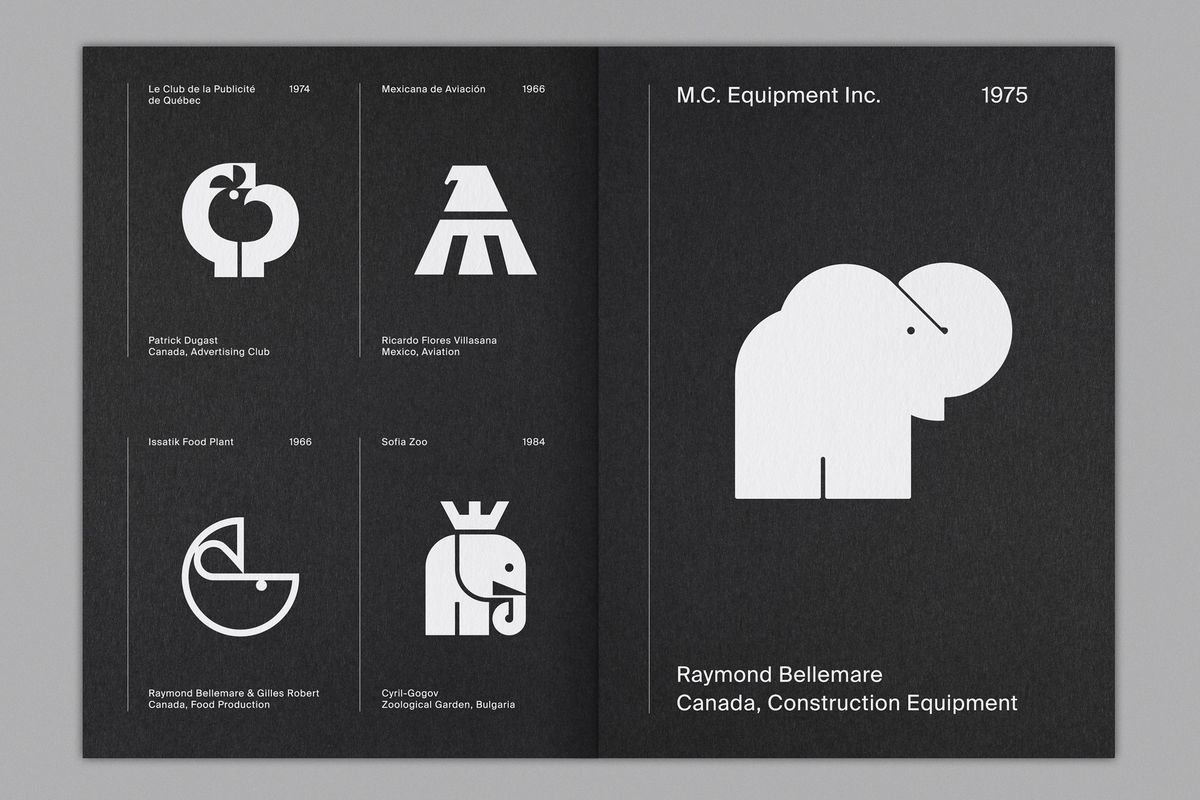 midcentury logos magazine