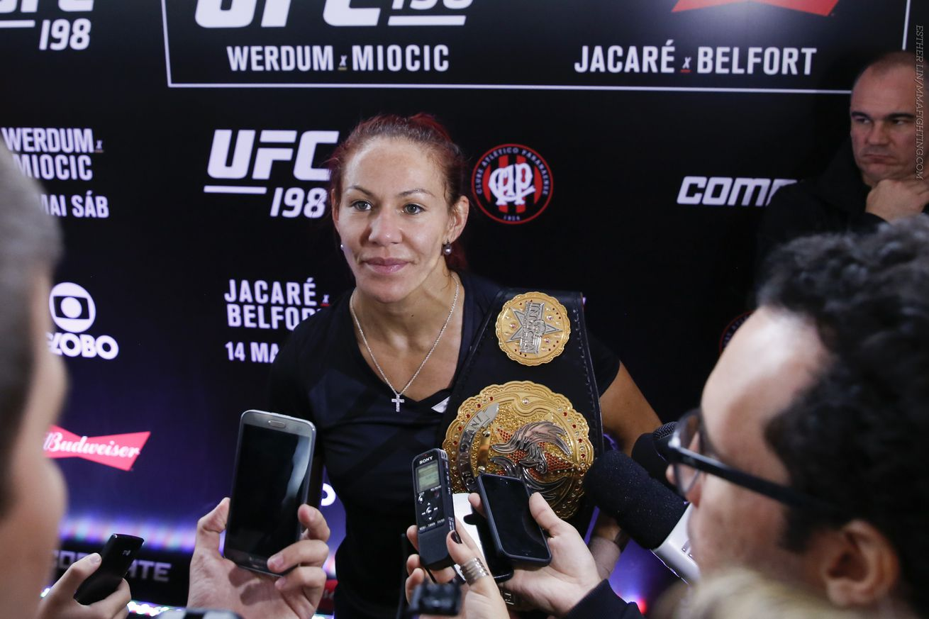 Dana White talks Cris Cyborg Angela Magana mess: 'Can a fighter be cyberbullied?'