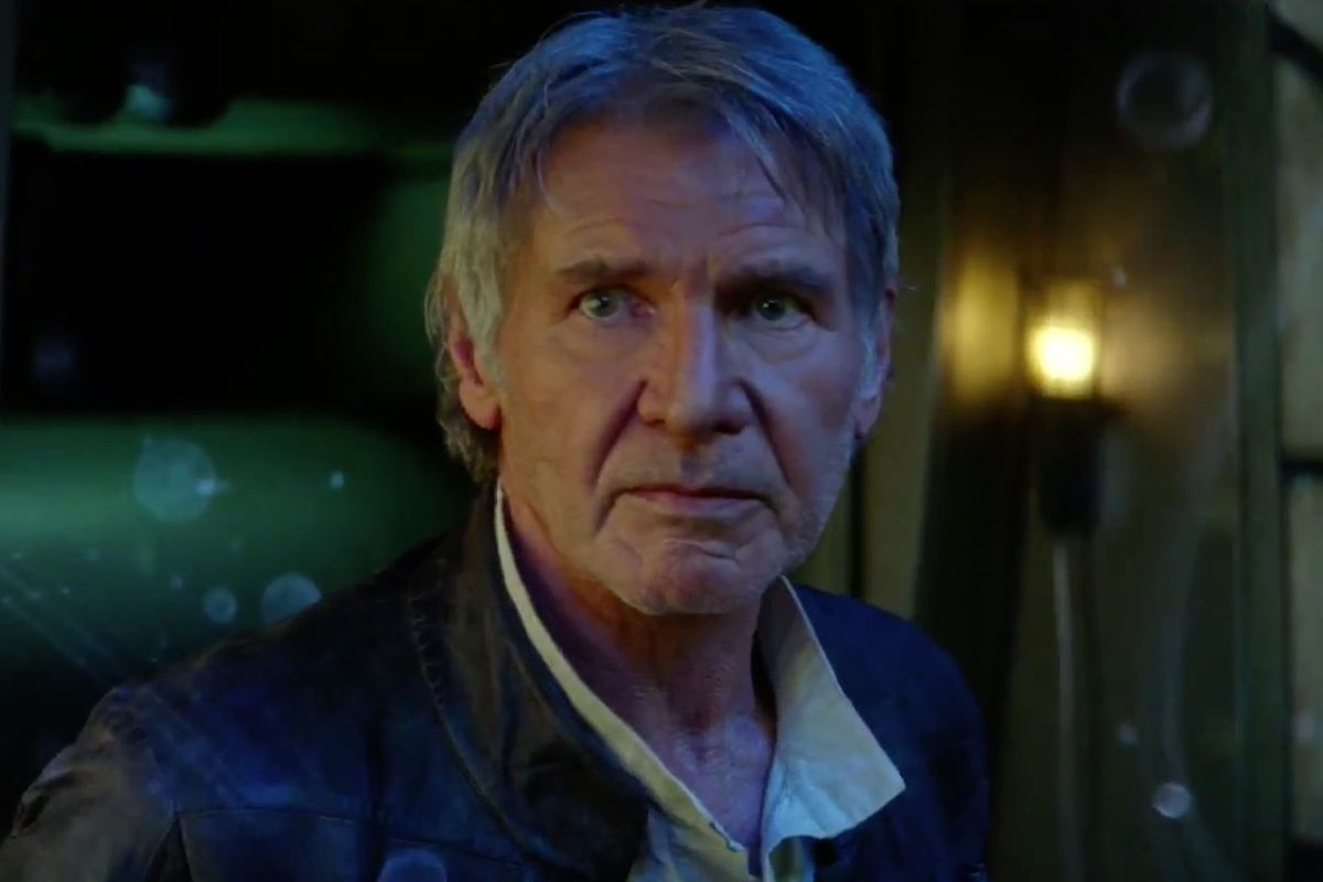 5 Star Ford >> Disney chief was consulted about decision to kill Han Solo ...