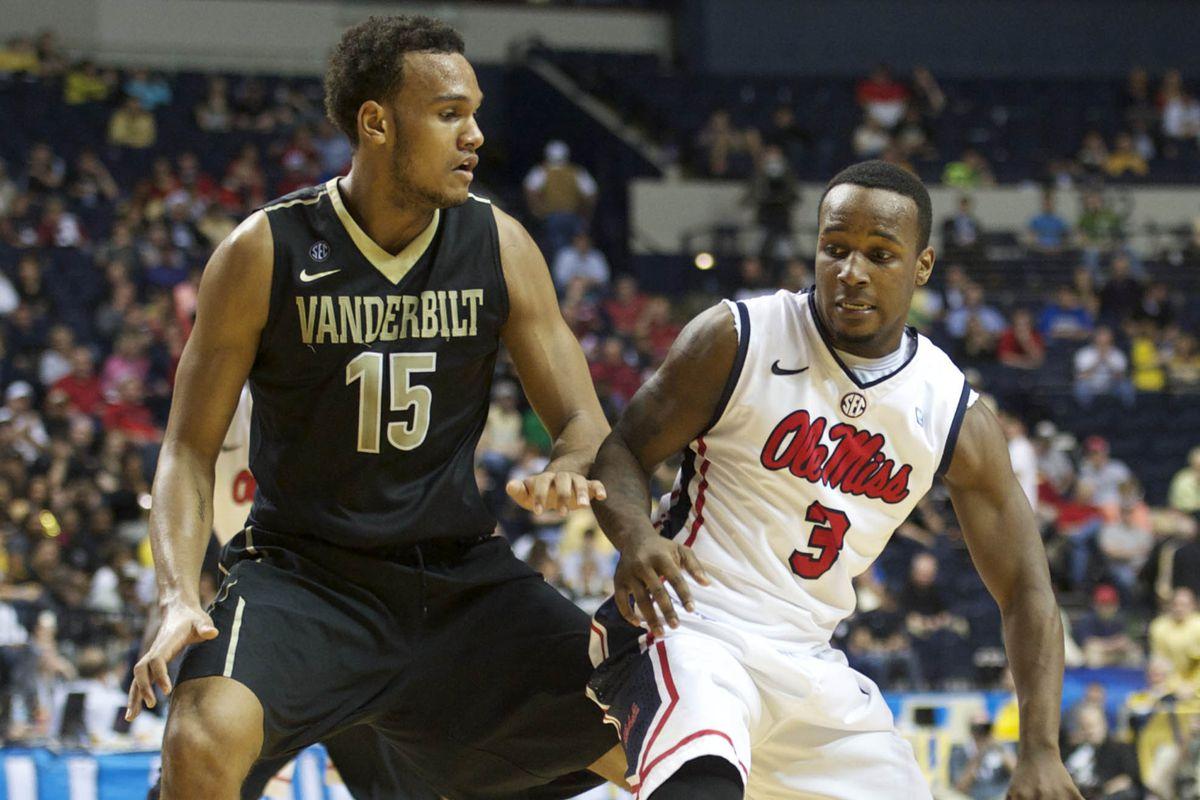 """This 6'7"""" swingman was Vanderbilt's most reliable rebounder in '13. Kornet and Damian Jones hope to change that."""