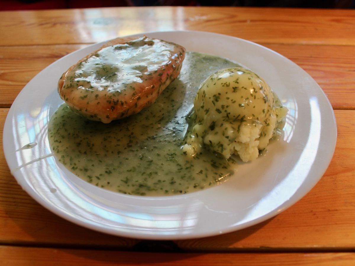 Pie and mash in London: London's best pie and mash shops include BJ's in Plaistow