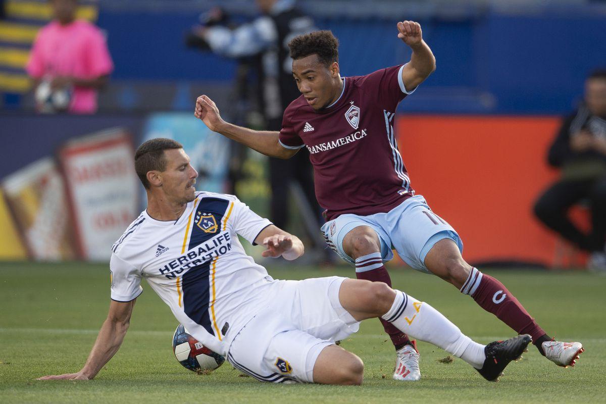 MLS: Colorado Rapids at LA Galaxy