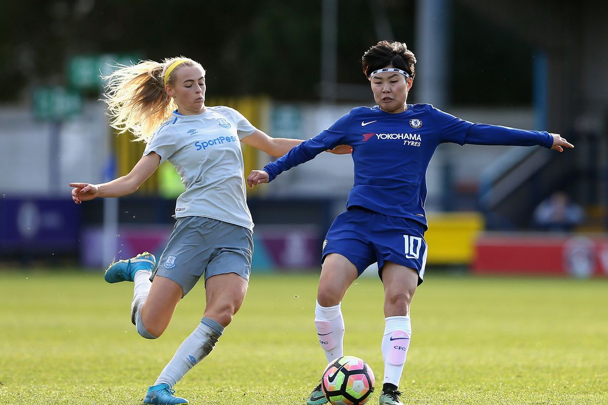 Everton Ladies Vs Chelsea Women Preview Predictions Royal Blue Mersey