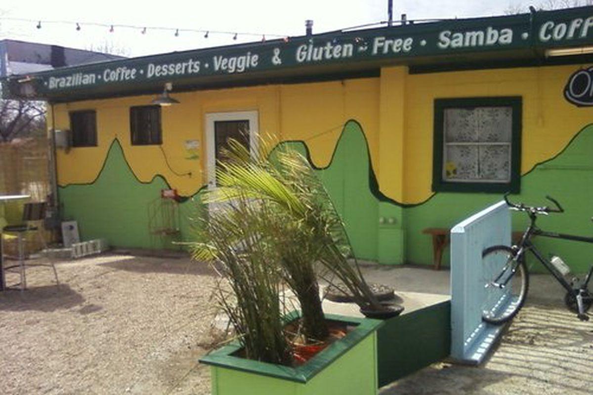 Rio's Brazilian Cafe.