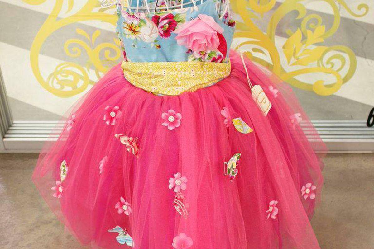 Pas De Deux Children's Couture