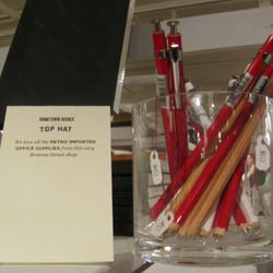 Office supplies from Top Hat