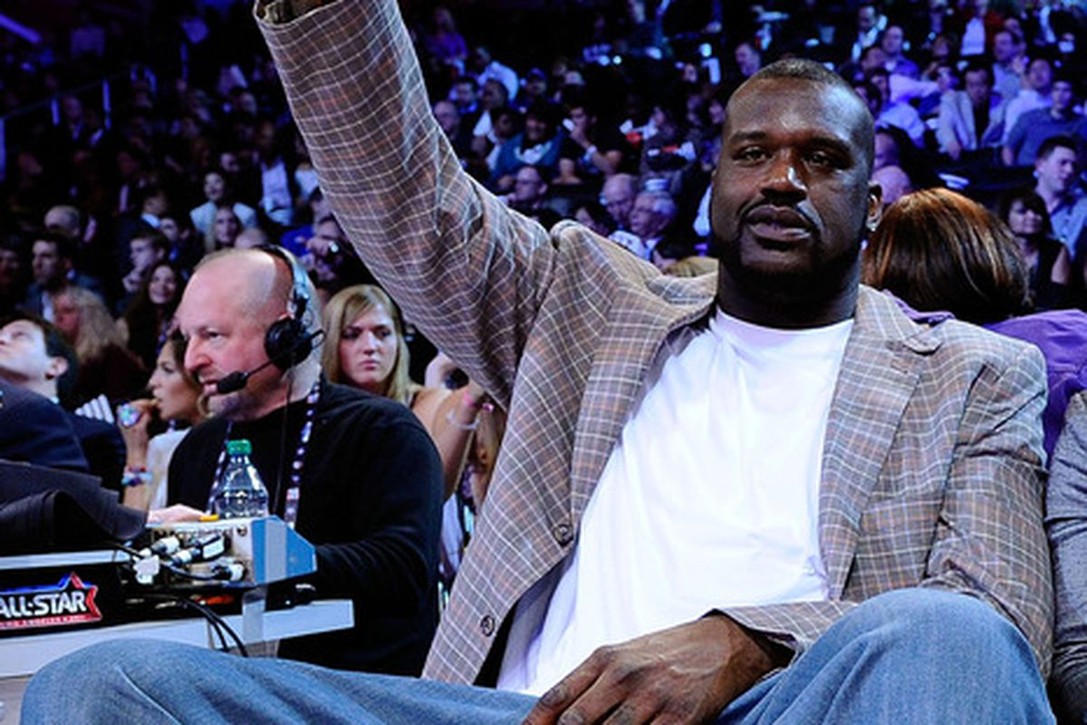Take care Shaq.  See you (on TV) soon.