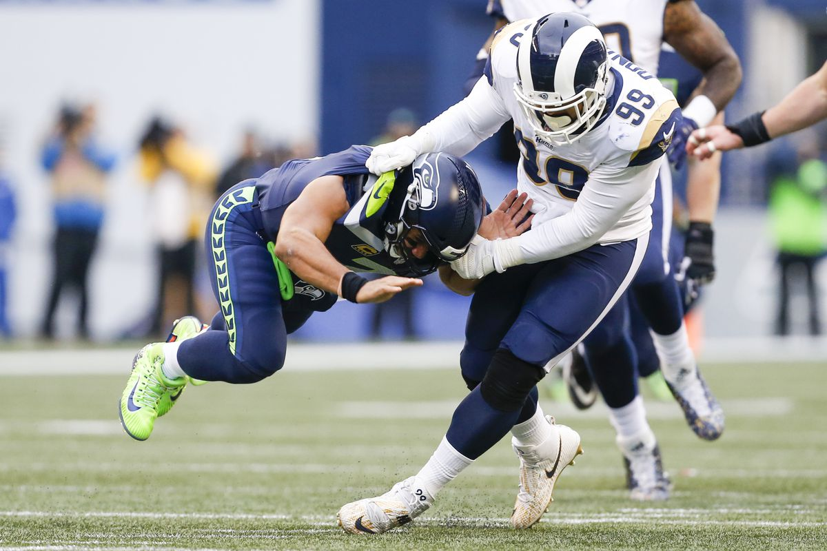 c62a8ba8a90 Cigar Thoughts, Game 14: Rams humiliate Seahawks, restructure NFC West  hierarchy