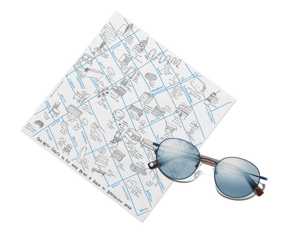 Warby Parker Milton Frames