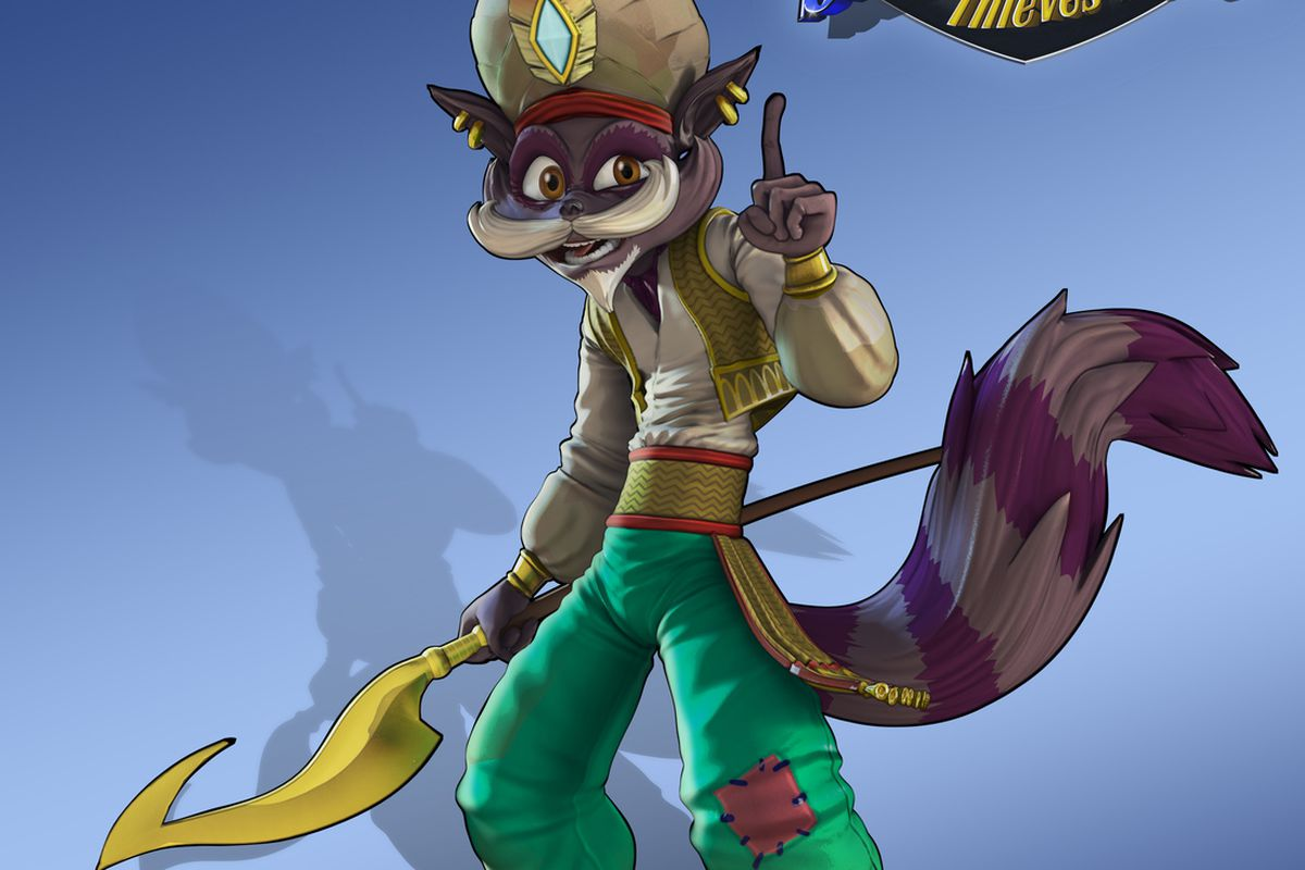 Gallery Photo: Sly Cooper: Thieves in Time gallery