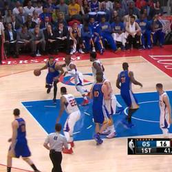 Livingston vs. Clippers - 3/31