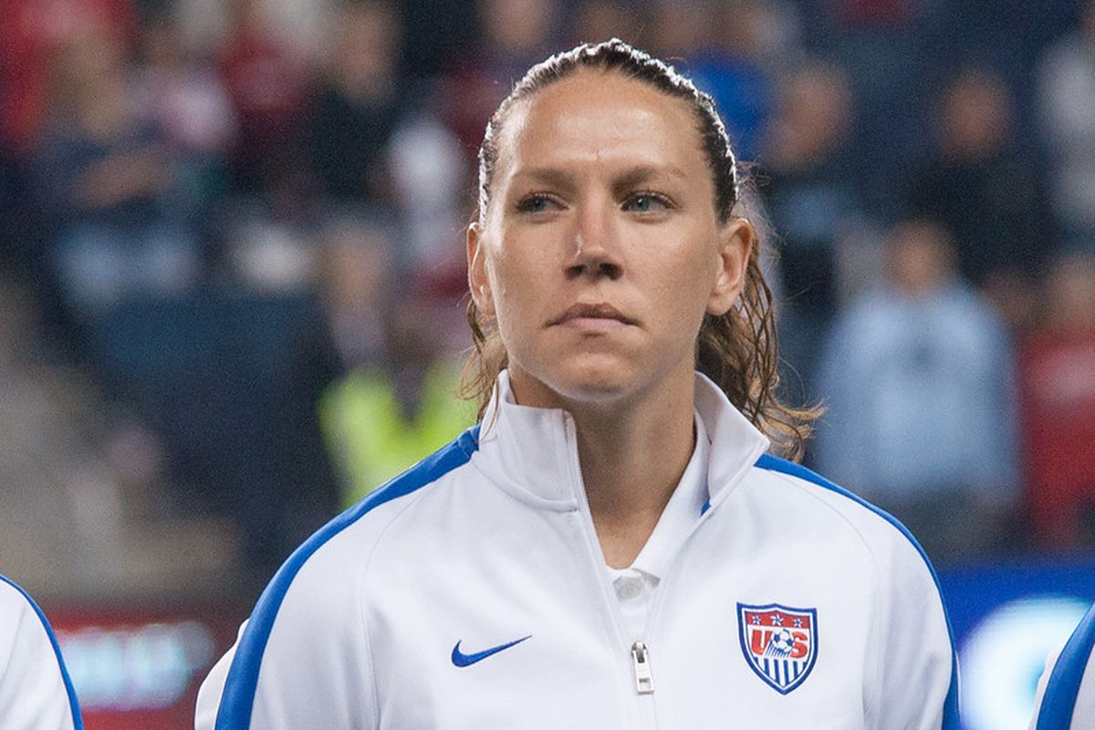 Lauren Holiday was a key player for both FC Kansas City and the US National Team