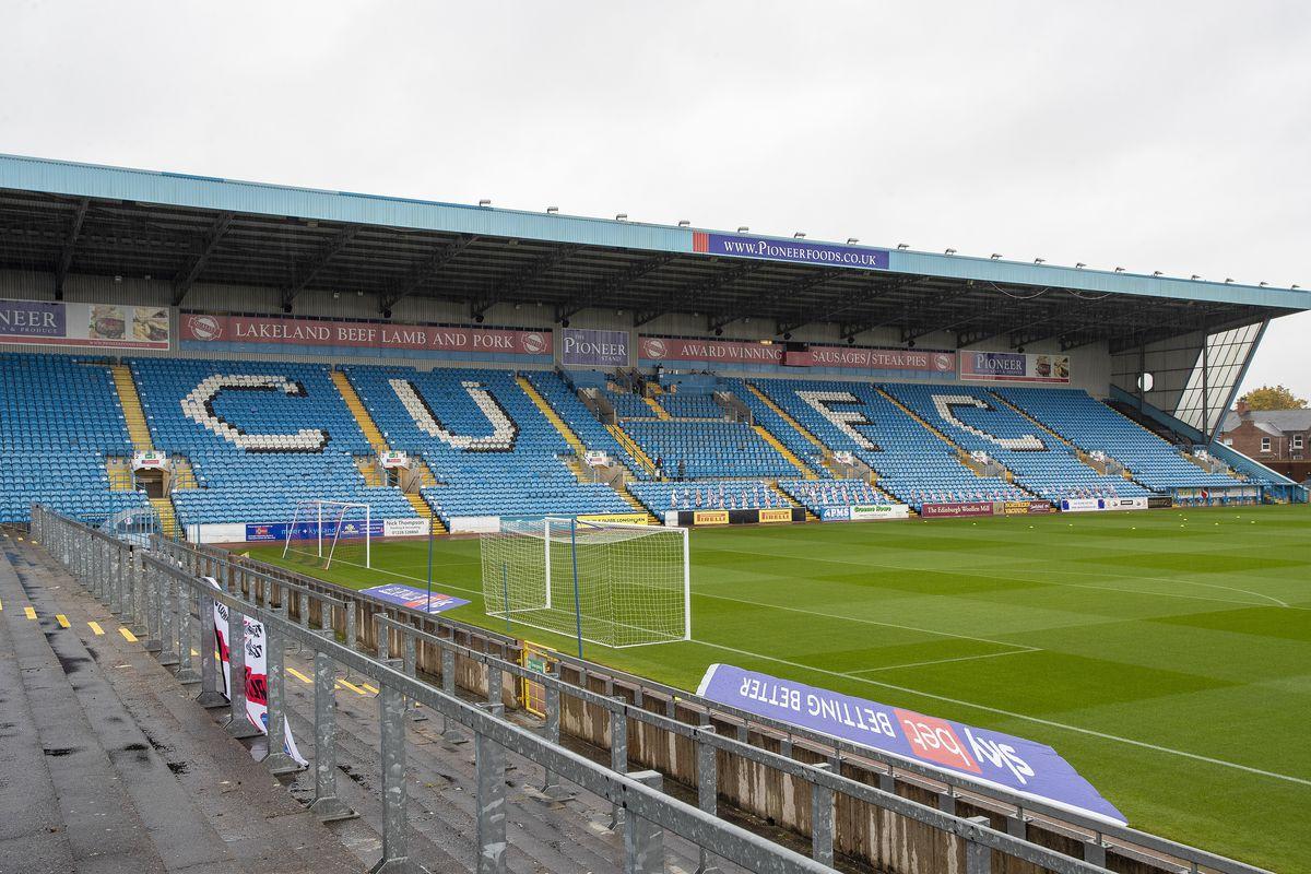 Carlisle United v Barrow - Sky Bet League 2