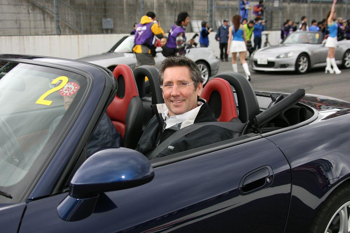 Tony George reassumed his position on the Hulman & Company board of directors on Thursday, February 17, 2011. (Photo: IMS Photo)