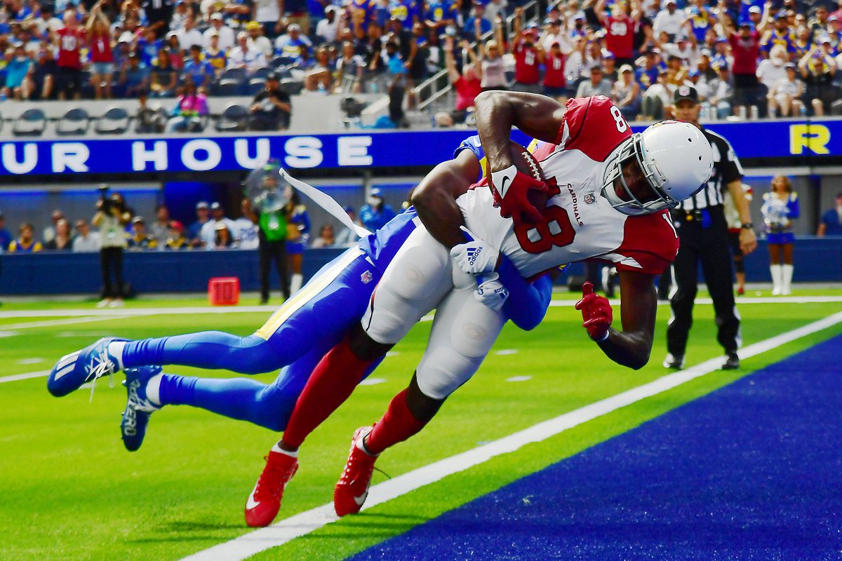NFL: Arizona Cardinals at Los Angeles Rams
