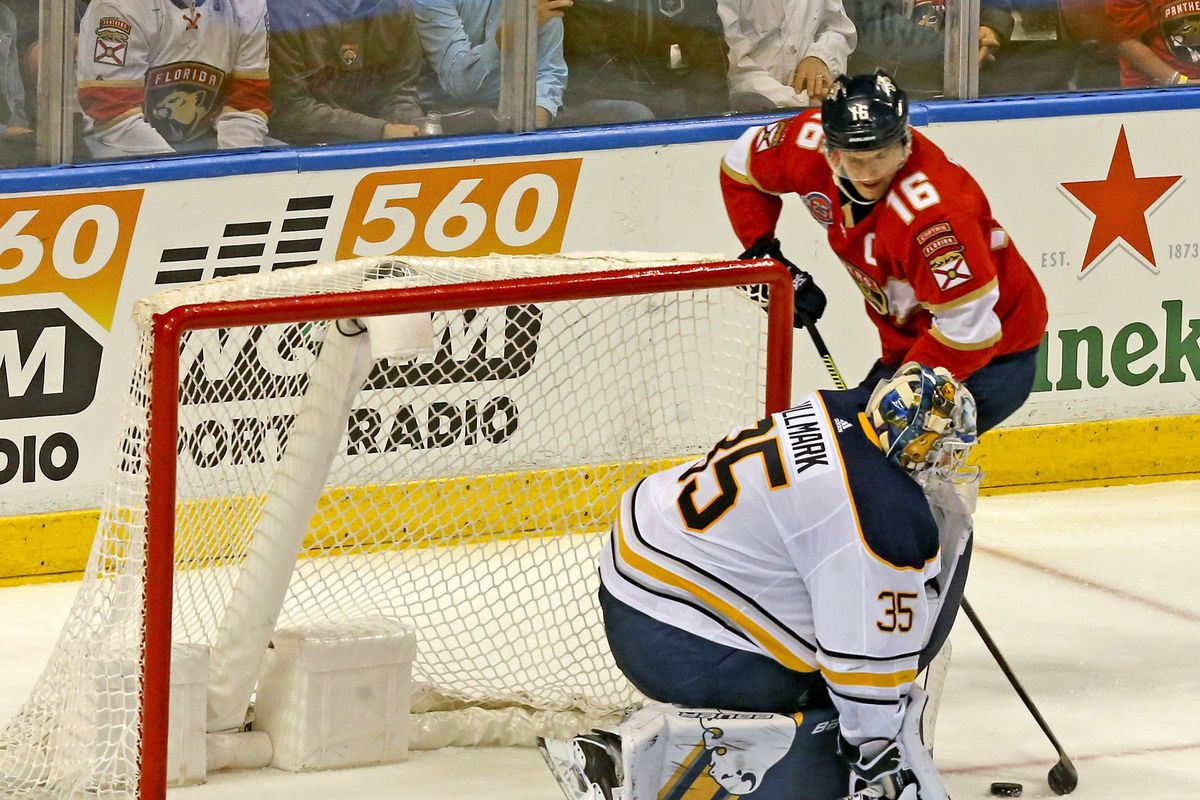 Barkov looks like latest in South Florida line of greats lost on nothing teams