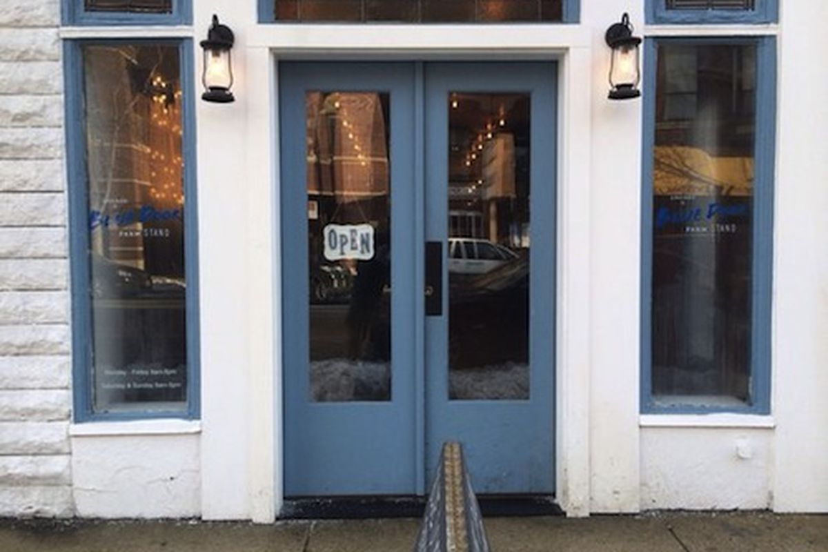 Photo: Blue Door Farm Stand via Yelp