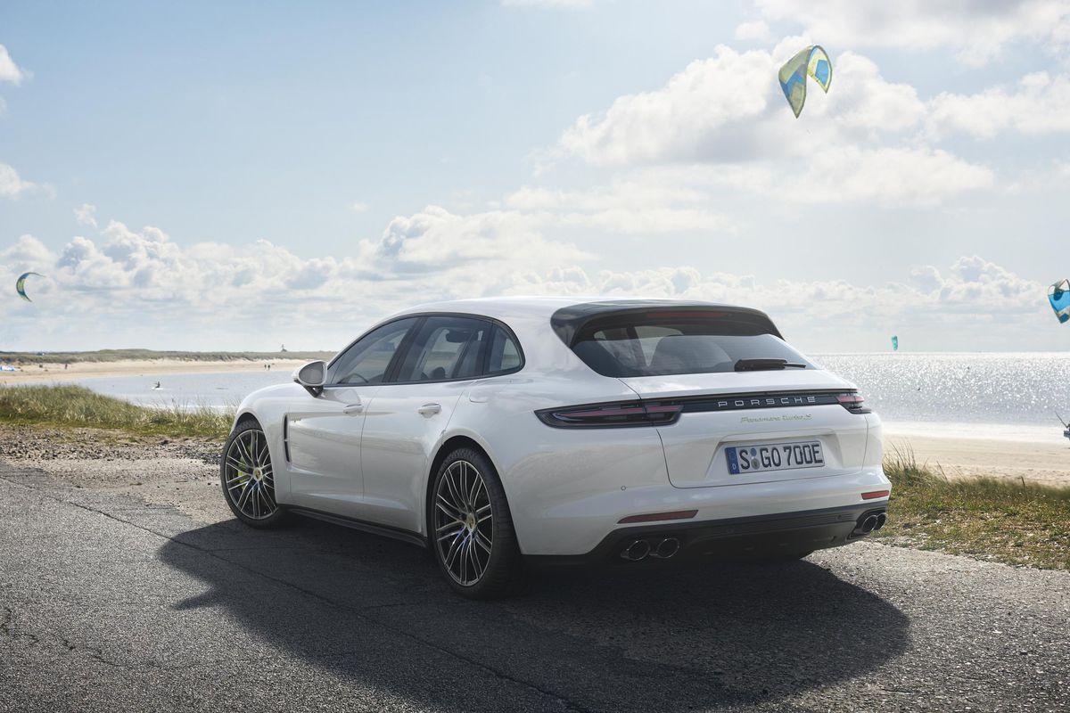 Porsche Renames Its All Electric Mission E Vehicle The