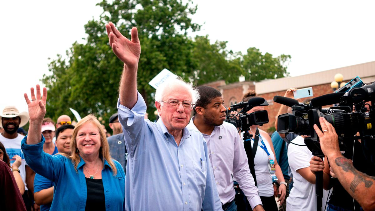 Who is Bernie Sanders? His 202...