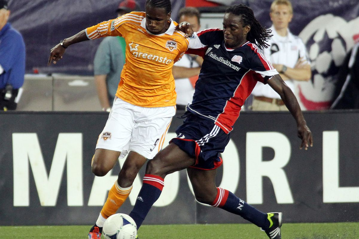 Unlike D.C. United's trip north back in April, the New England Revolution will have captain and United killer Shalrie Joseph available, and Benny Feilhaber will be fit to play from the start this time as well.