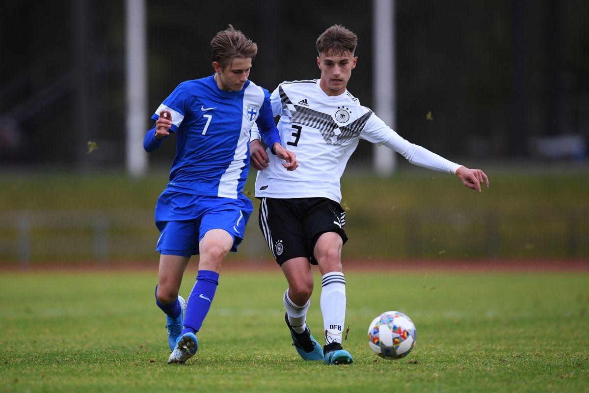 U16 Finland v U16 Germany - International Friendly