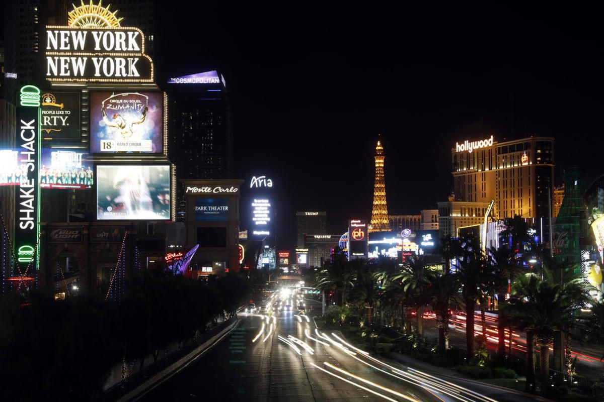 At Least One Las Vegas Hotel Will Soon Scan You For Weapons Without You Even Knowing It Deseret News