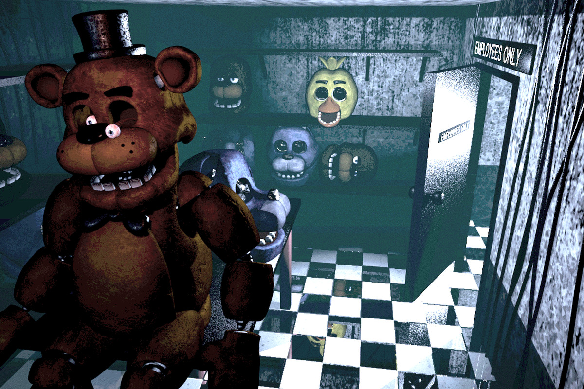Five Nights at Freddy's 3 is now out on Steam - Polygon