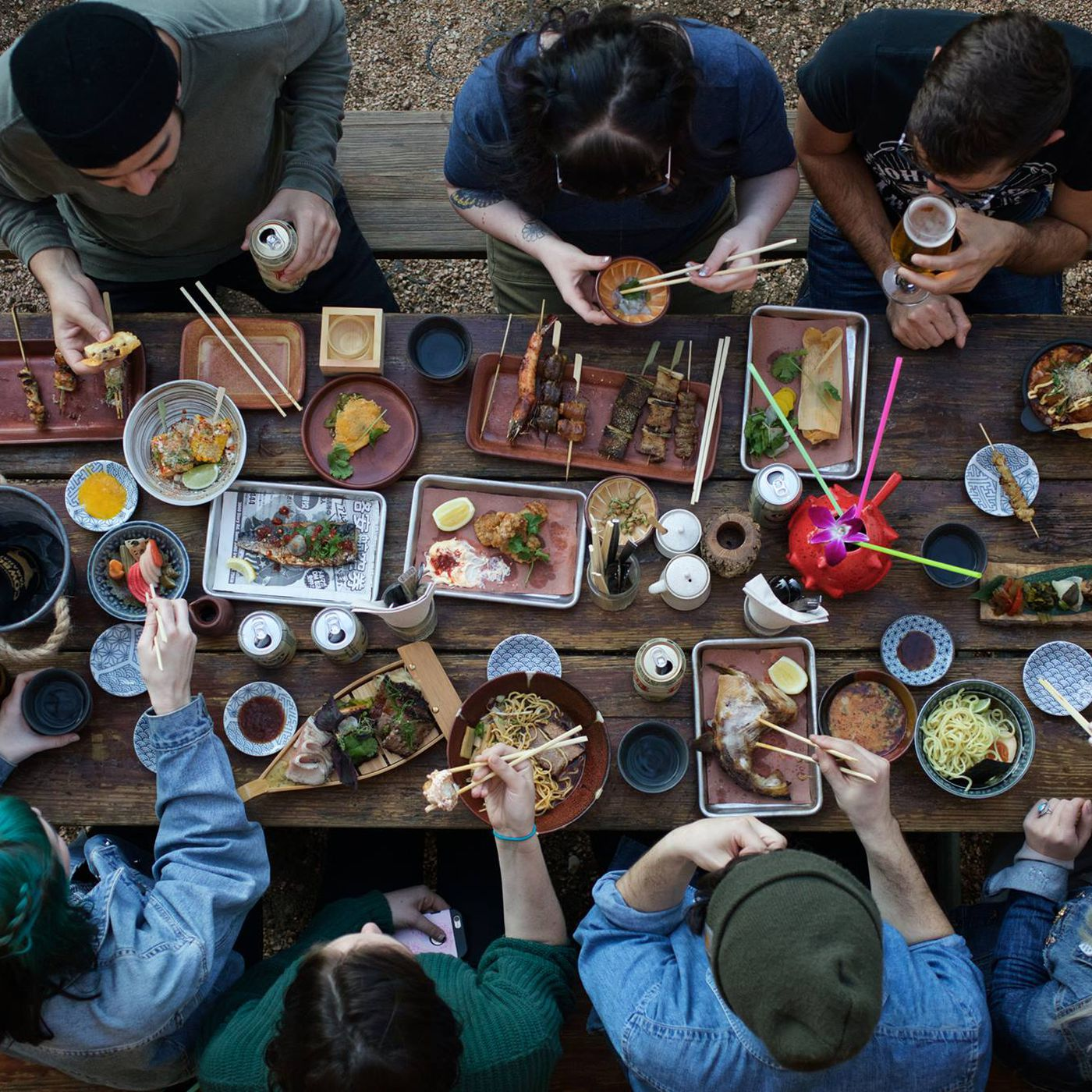 Best Austin Restaurants For Large Groups Eater Austin