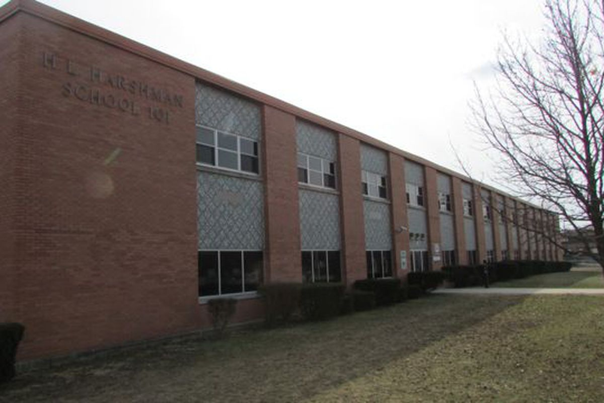 Harshman Middle School has seen a major turnaround in test scores.