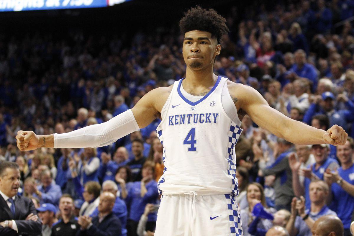 Kentucky Basketball Uk Has Second Best Odds To Win: NCAA College Basketball 2017: Kentucky Wildcats Not The