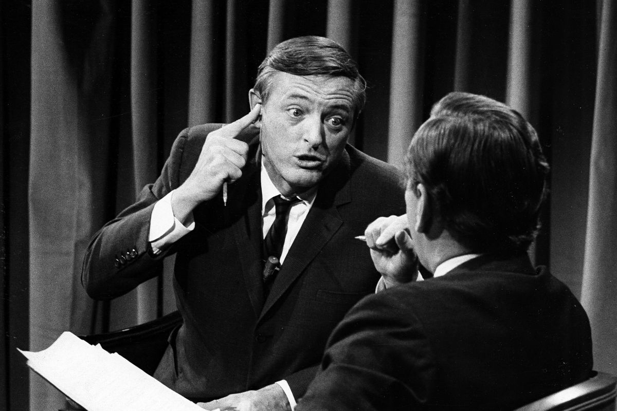 Best of Enemies is about Gore Vidal and William F. Buckley Jr., but it  might as well be about the 2016 election