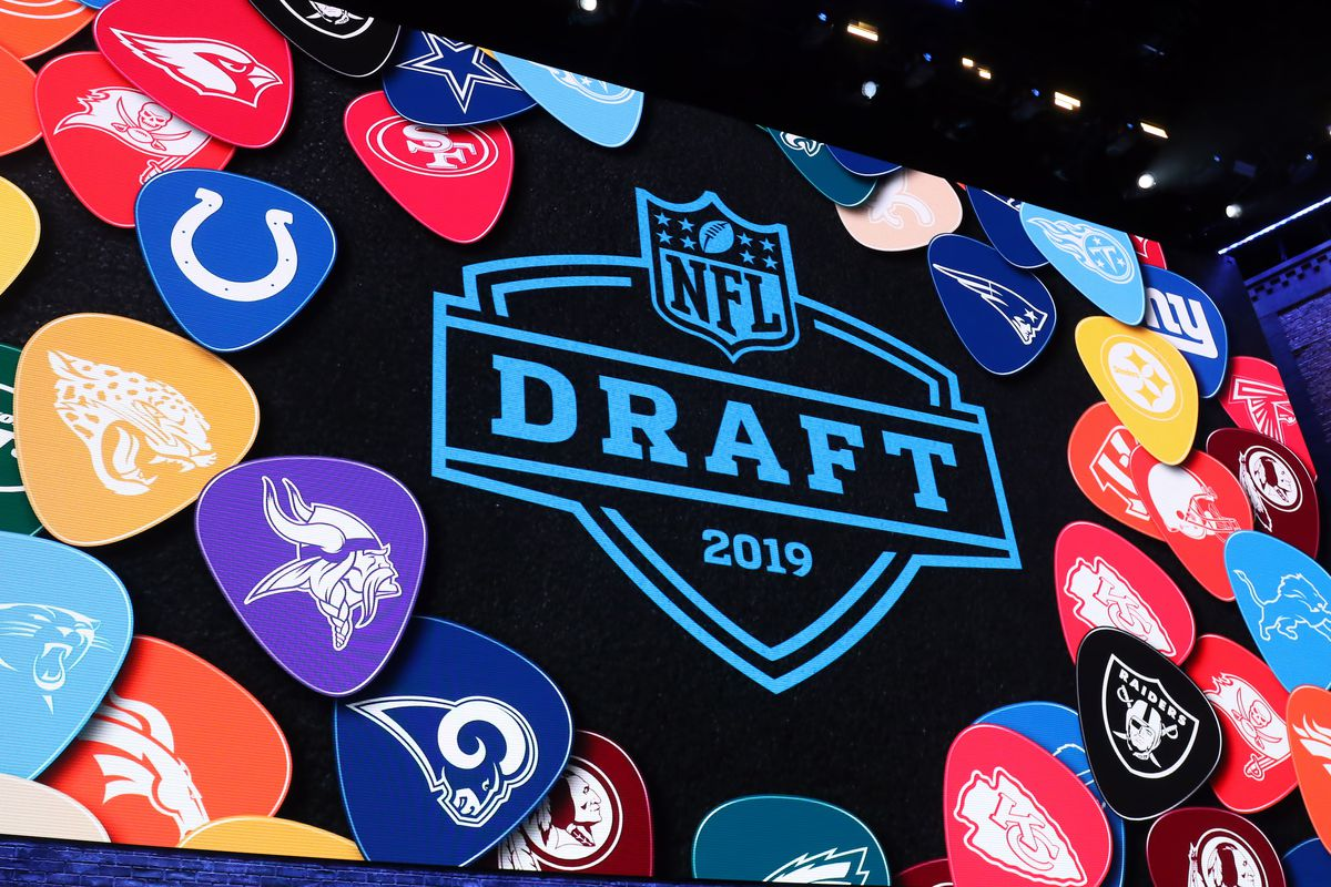 Lions Schedule 2020.2020 Nfl Draft Order Detroit Lions Break Into The Top 5