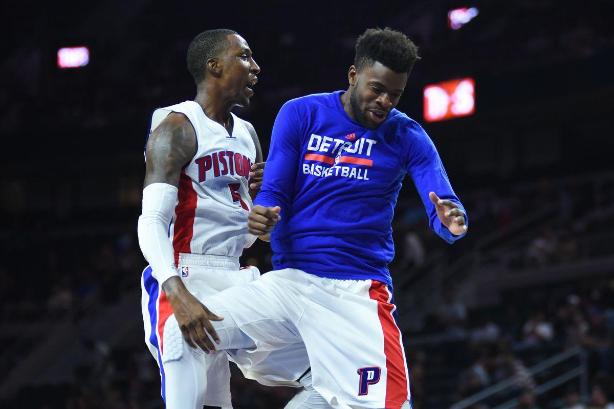 info for 0a4fc b3b01 Pistons News: Kentavious Caldwell-Pope, Reggie Bullock will ...