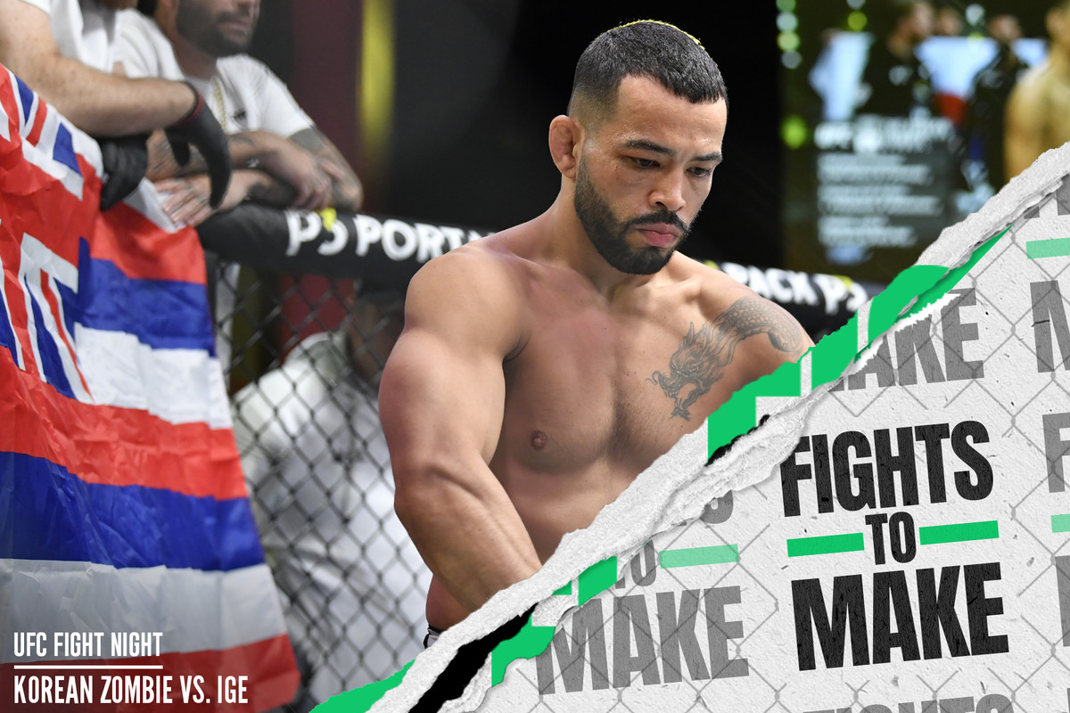 UFC Fight Night: Korean Zombie vs. Ige