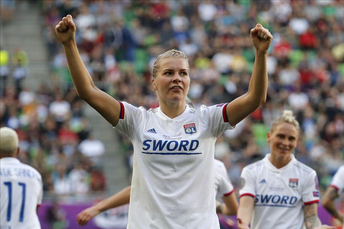Olympique Lyonnais v FC Barcelona - UEFA Women's Champions League Final