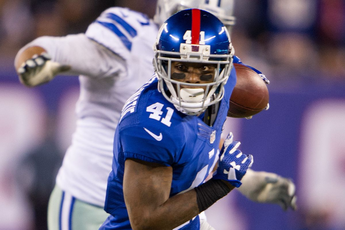 new style 885ba 5c64f Giants roster preview: NY swan song for CB Dominique Rodgers ...