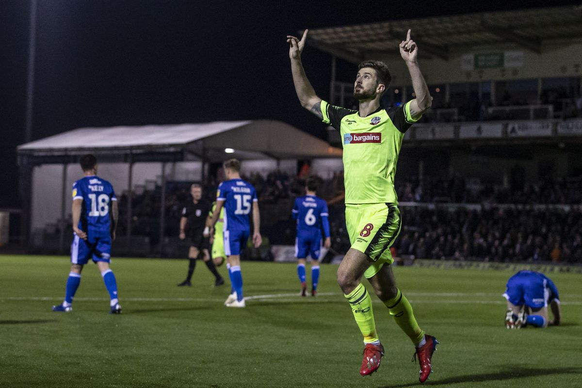 Bristol Rovers v Bolton Wanderers - Sky Bet League One