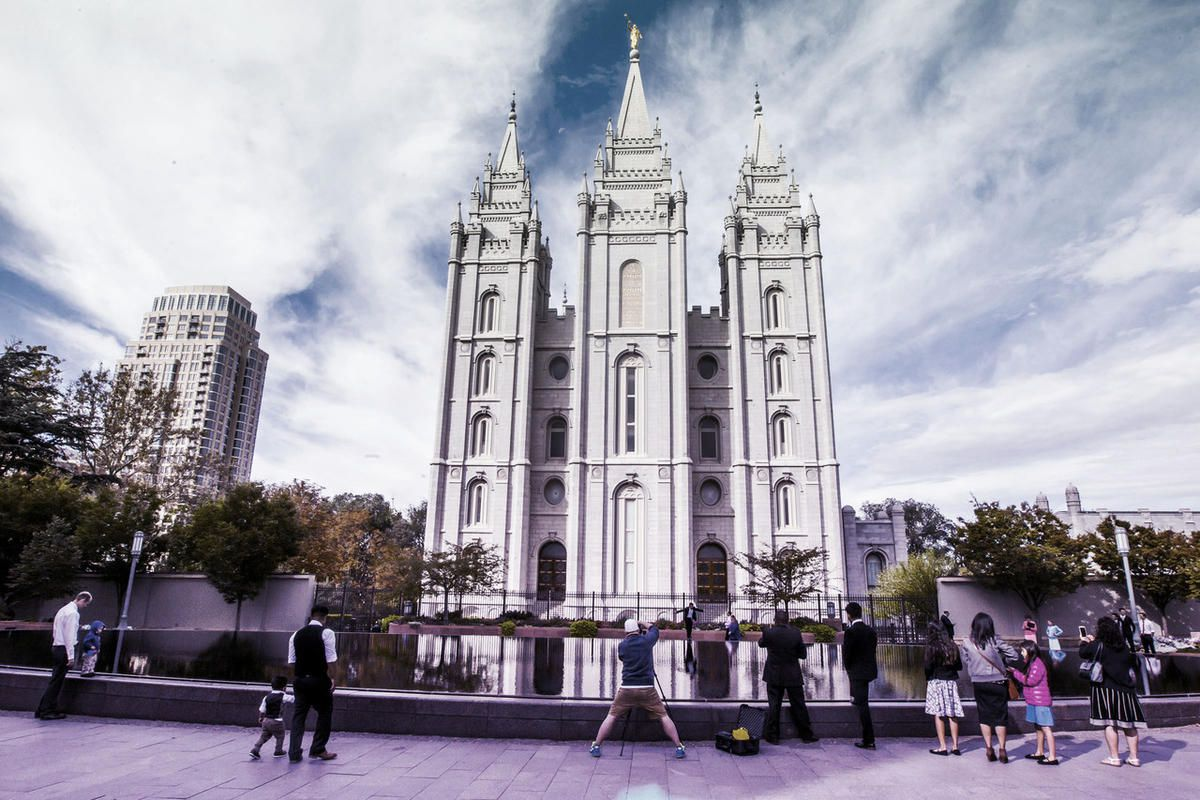 The LDS Church has updated its temple worker policies, clearing the way for single men to participate beyond the age of 30 and lifting restrictions on divorced church members.
