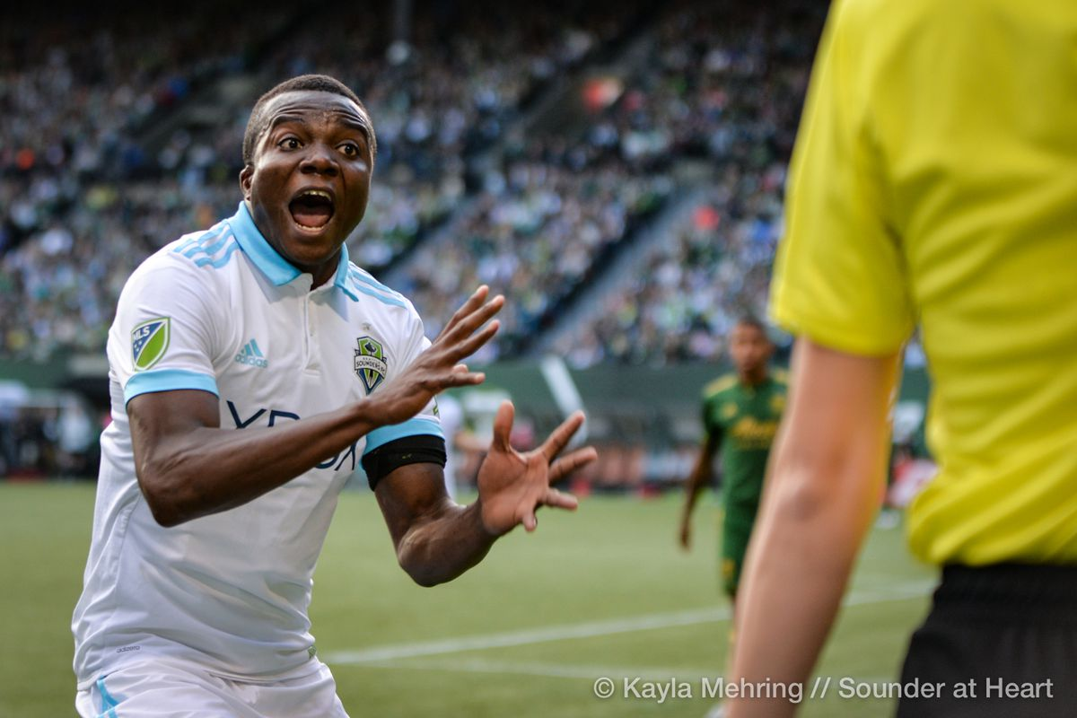 Three Sounders make Opta's MLS best XI - Sounder At Heart