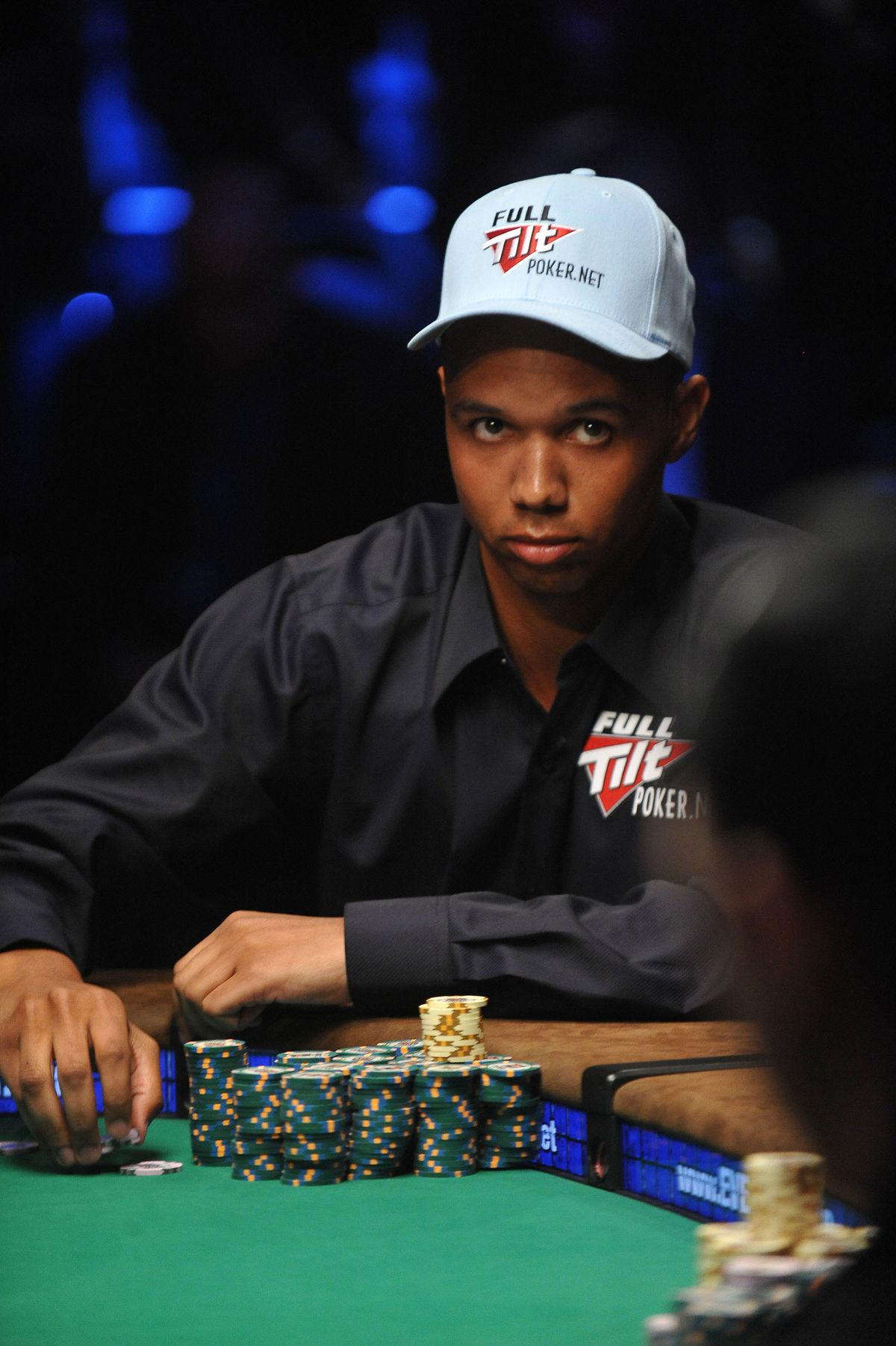 Phil Ivey at the 2009 World Series of Poker (GettyImages)