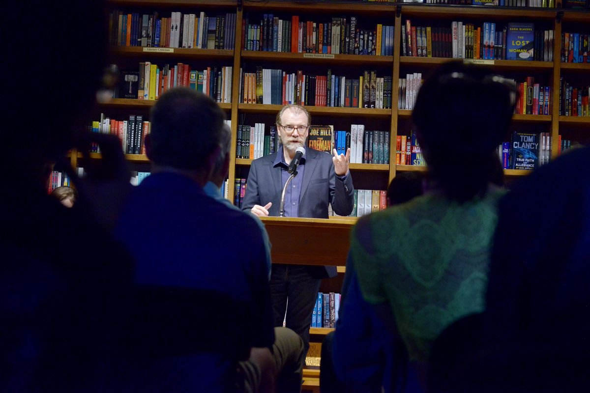 George Saunders on how art can inspire empathy in the Trump
