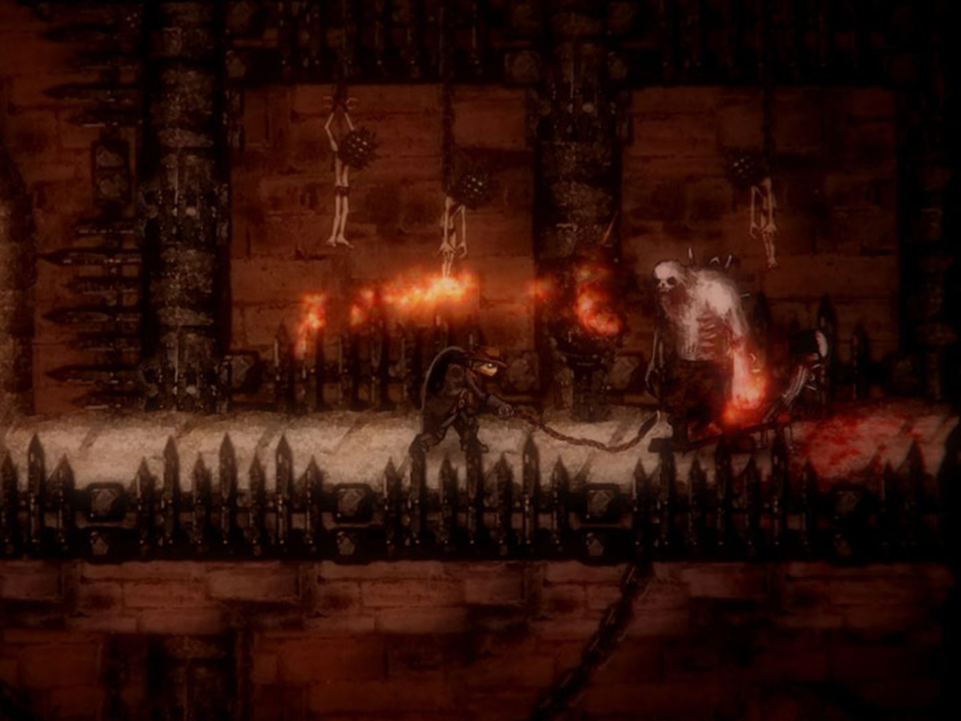 Salt And Sanctuary Brings A Love Of 2d Castlevania And Dark Souls