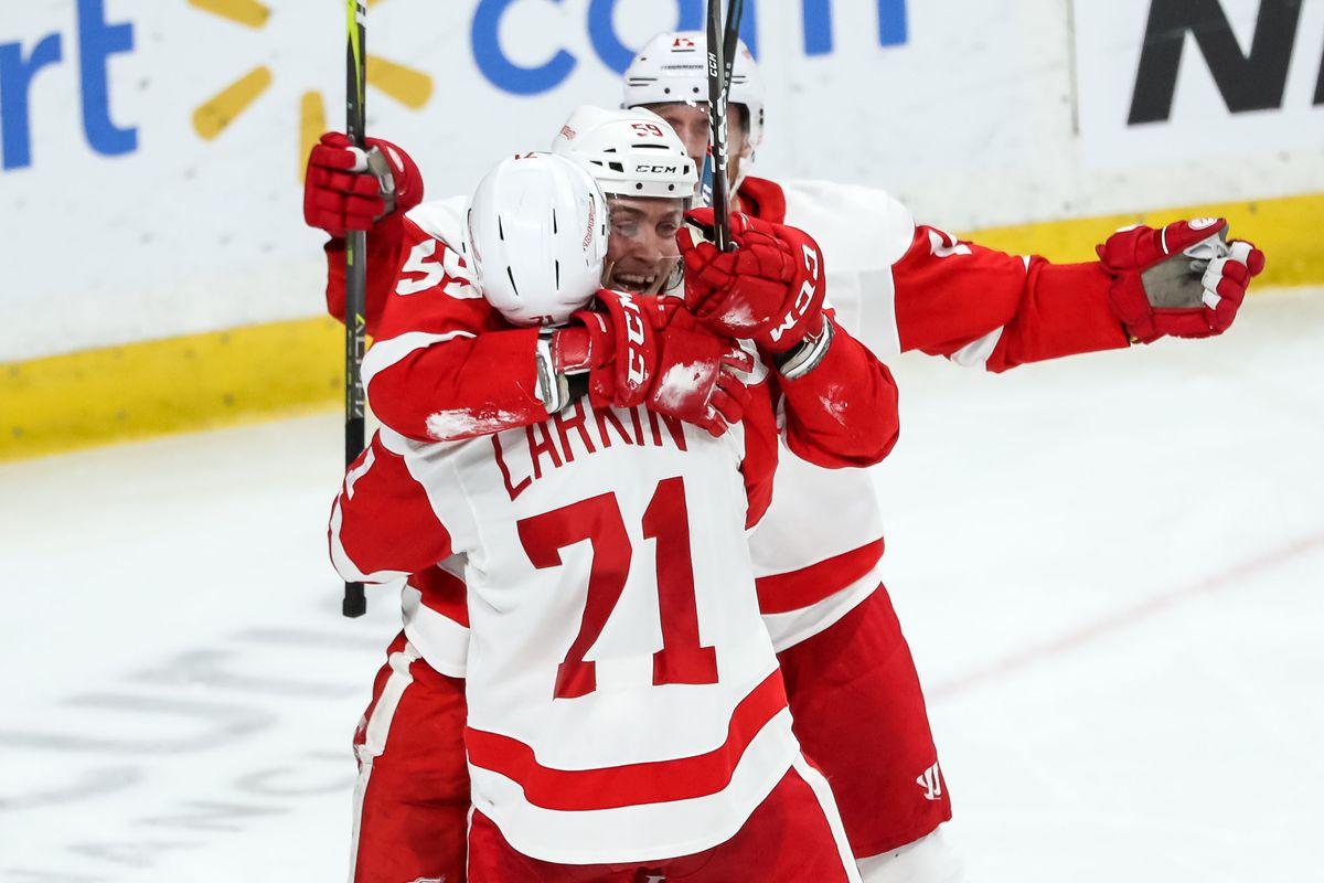 Evaluating Hockey's Best Lines - Where Do Bertuzzi-Larkin-Mantha ...